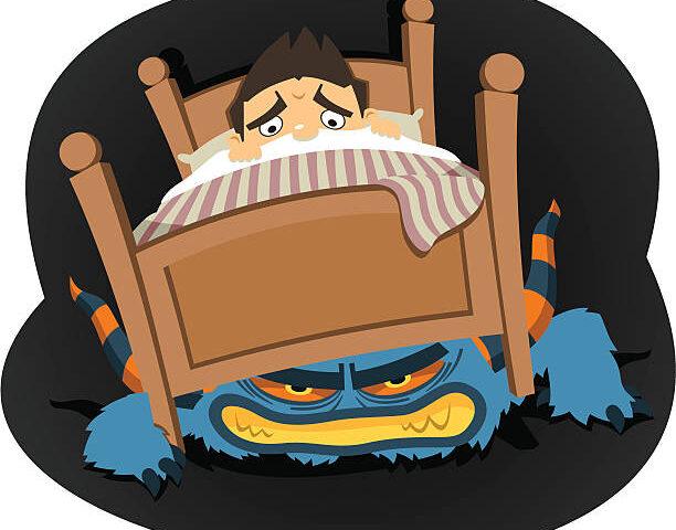 El sueño del niño: cuando el terror ocurre